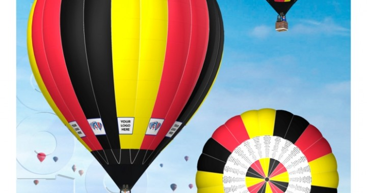 V17.608 BELGIAN BALLOON CLUB
